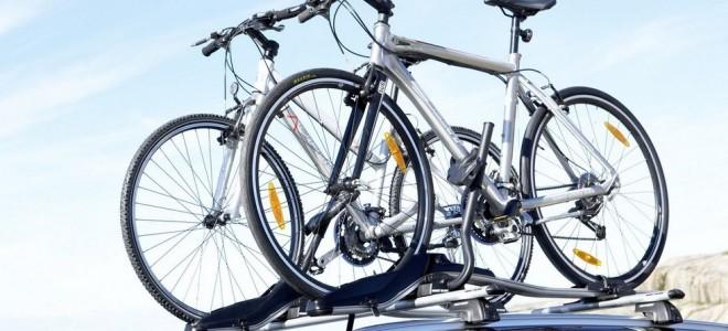 Способы транспортировки велосипеда на автомобиле: крепление на крыше, на задней двери, на фаркопе
