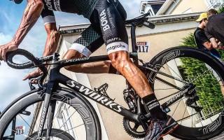 Как накачать мышцы ног на велосипеде