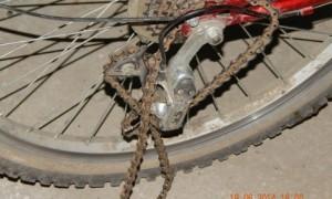 Что делать если соскакивает цепь на скоростном велосипеде