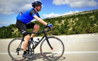 Рекорд скорости на велосипеде