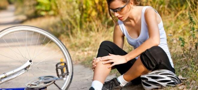 Почему болят колени после велосипеда. Что делать, если езда приносит боль.