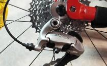Регулировка велосипедных переключателей передач