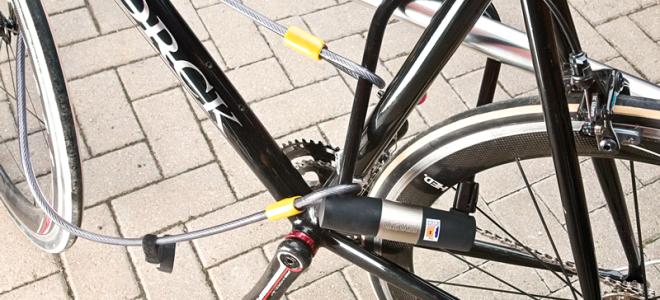 U-lock замки на велосипед