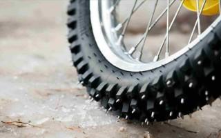 Как выбрать шипованные шины на велосипед: готовим железного коня к зиме
