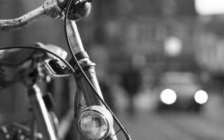 Характеристики велосипедного фонаря