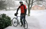 Что лучше применить для зимней езды на велосипеде – противоскользящую цепь или шипованую резину?
