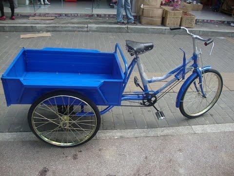 Картинки по запросу Грузовой велосипед