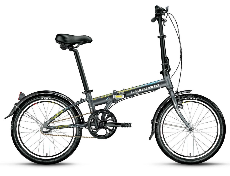 Велосипед Forward на планетарной втулке