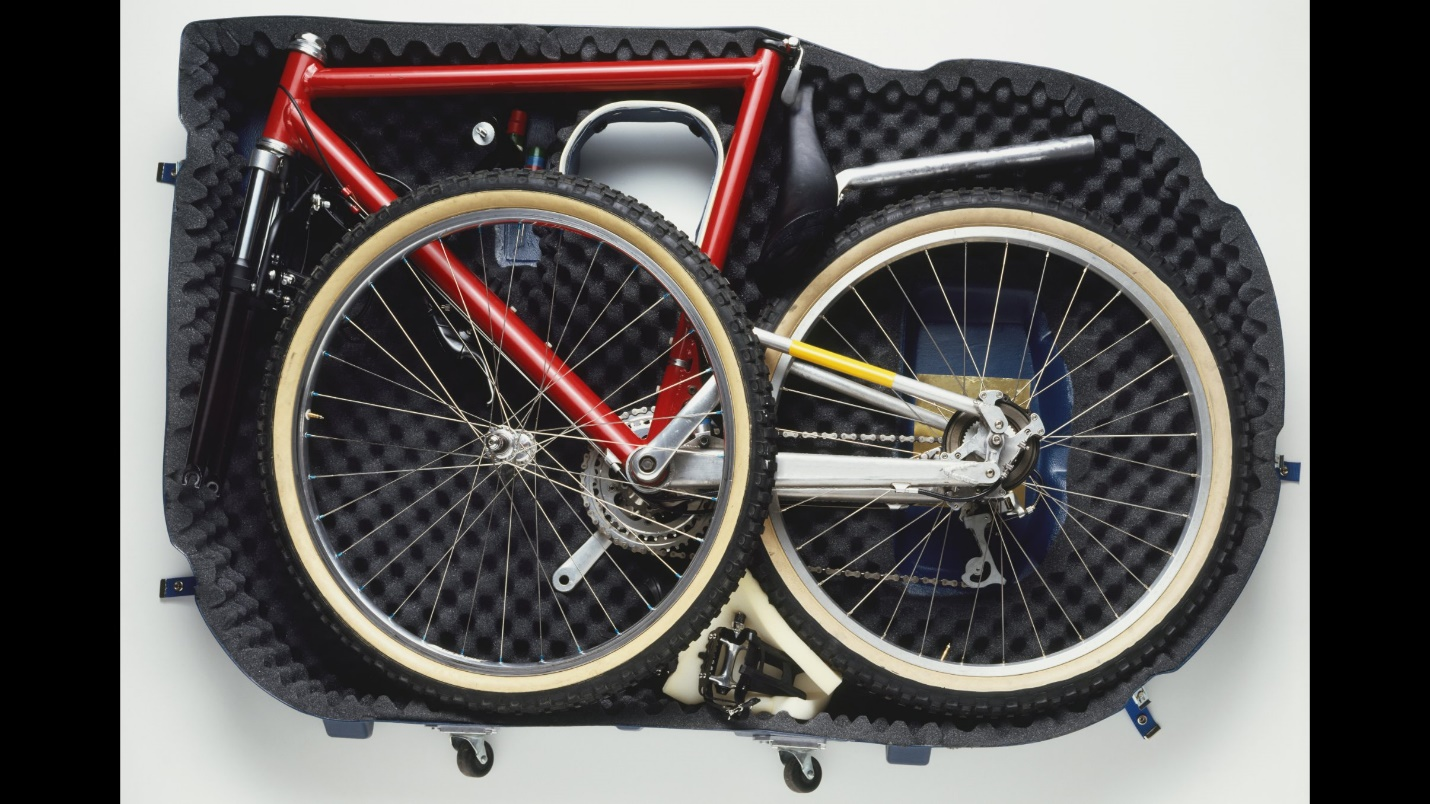 Транспортировочный кейс для велосипеда