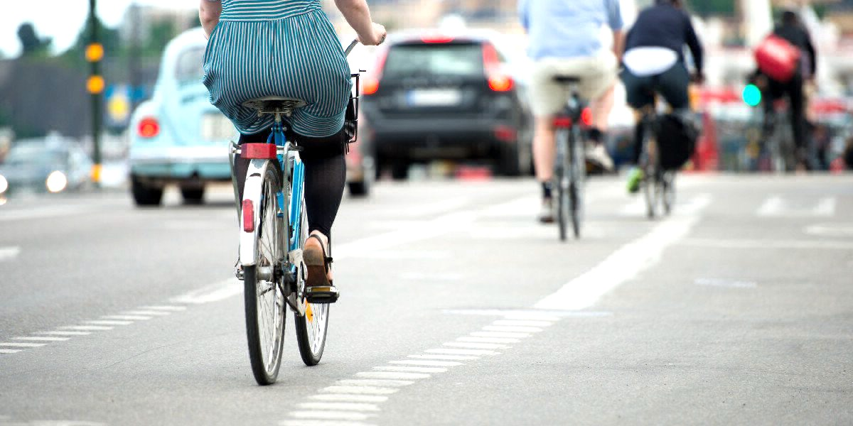 Дальность езды на велосипеде завист от уровня подготовки самого велосипедиста