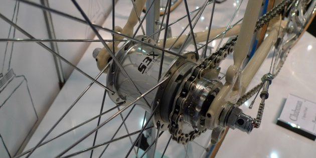 Лучший велосипед для города: Планетарная втулка