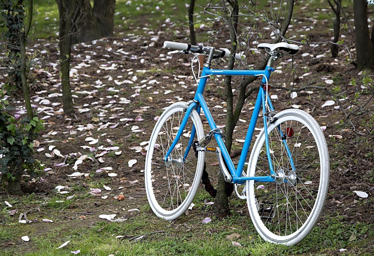 Цепной замок для велосипеда