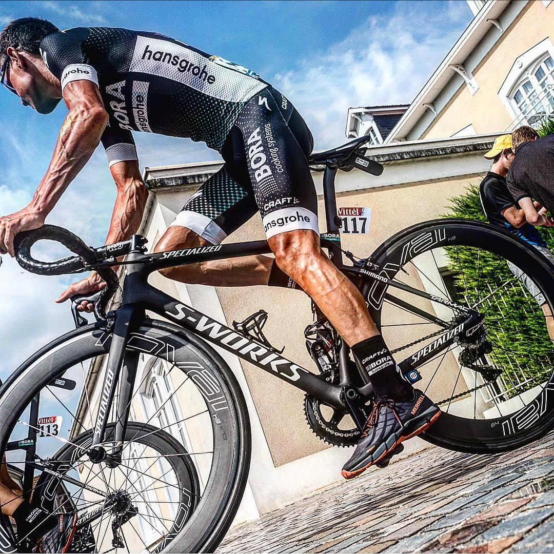 Мышцы ног велосипедиста