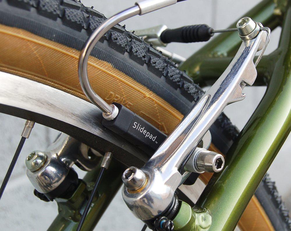 Велосипедный тормоз компании Slidepad