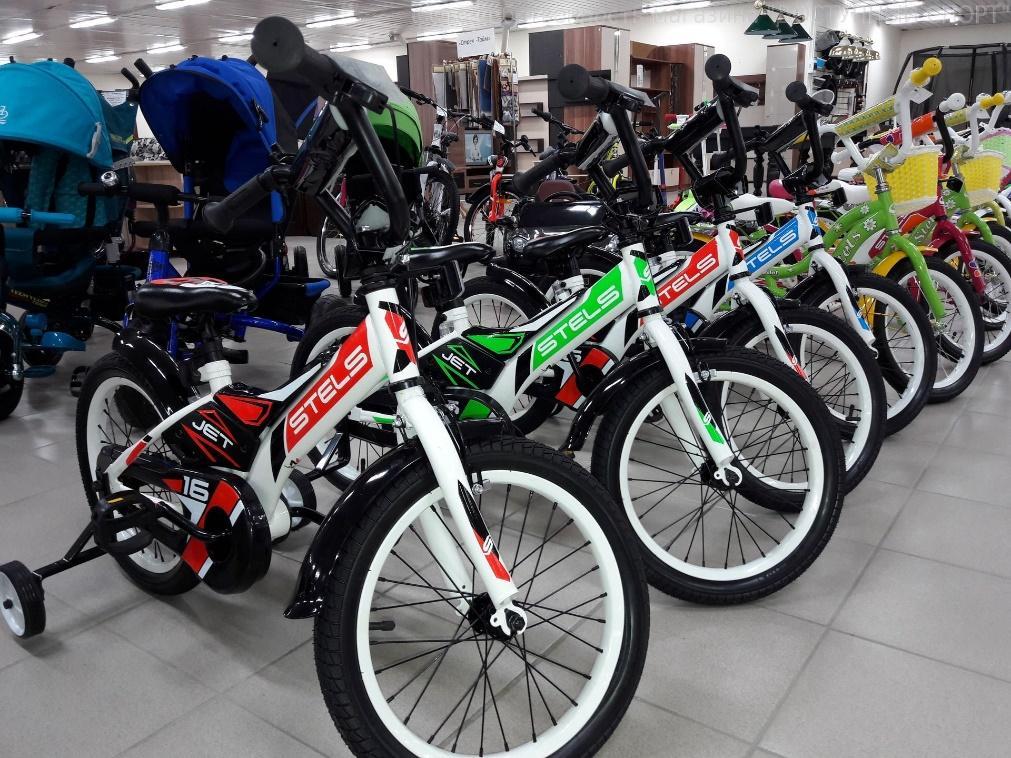 Велосипед Stels Jet
