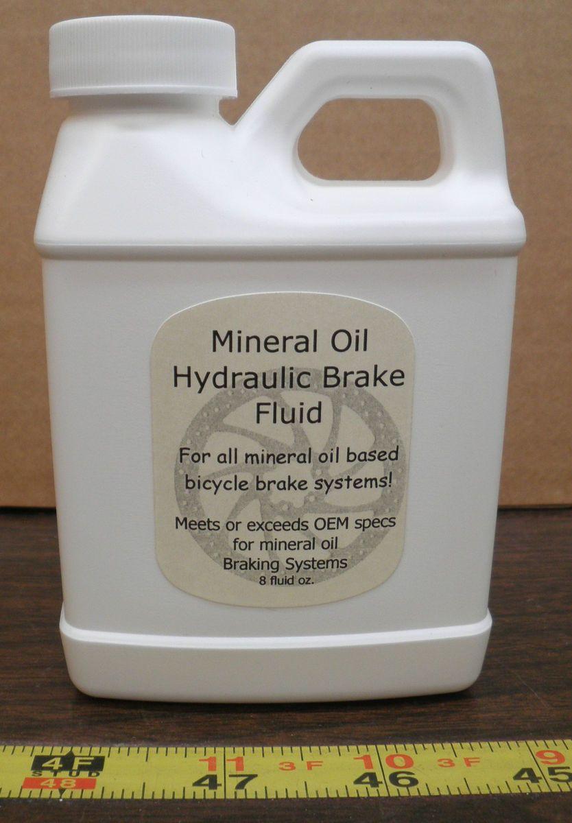 Минеральное масло для гидро тормозов