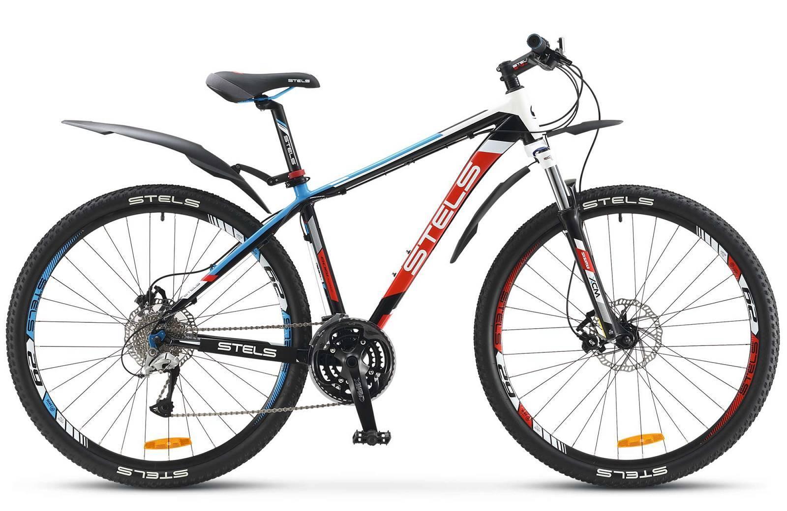 Горный велосипед компании Stels