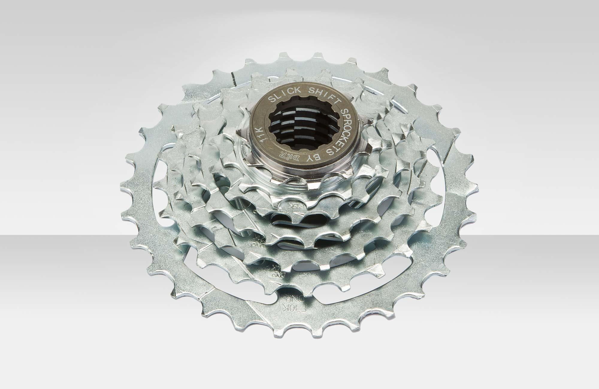 Кассета для велосипеда Slick shift