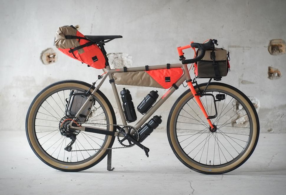 Туринговый велосипед