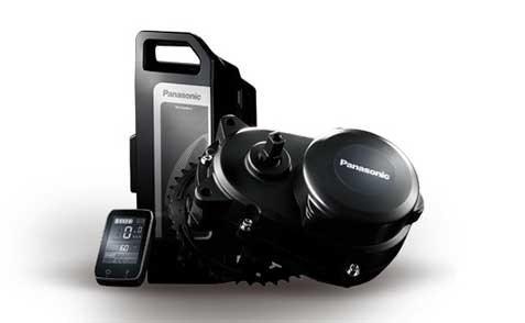 Кареточный электродвигатель Panasonic