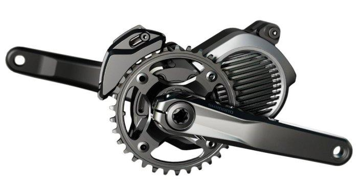 Shimano STePS MTB Электромотор кареточный