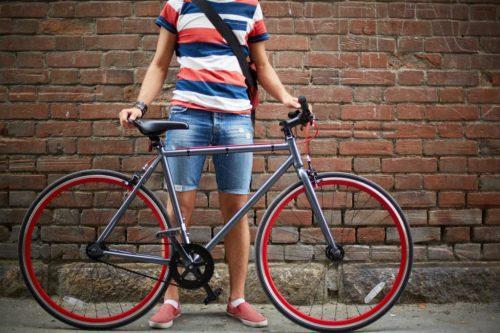 Мужское здоровье при езде на велосипеде