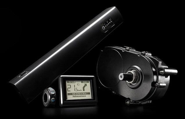 Система для электровелосипедов Impulse Evo RS