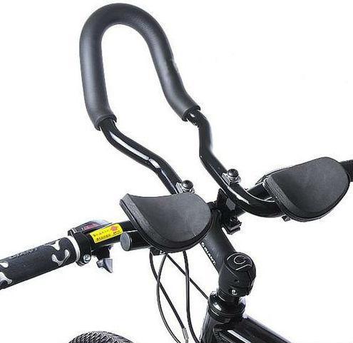 Лежак для велосипедного руля