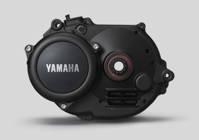Yamaha eBike Electric Bike System кареточный мотор на велосипед